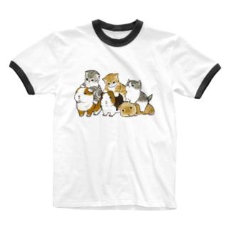 モルモット試乗会 Ringer T-shirts
