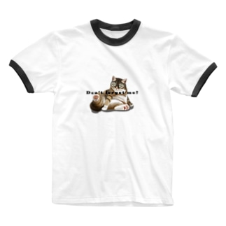 猫の訴えVOL.1 Ringer T-shirts