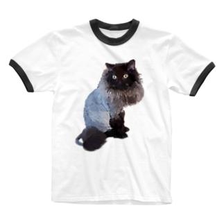 セルカークレックス のみバージョン サマーカット Ringer T-shirts