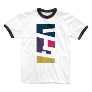ソータさん名入れグッズ(カタカナ)難読? 苗字  Ringer T-Shirt