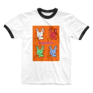 復刻版☆ヴーTシャツ Ringer T-shirts