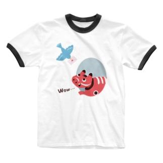 Spring news Ringer T-shirts