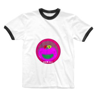 渡辺曜(本人)ステッカー Ringer T-shirts