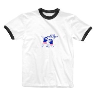 L∞M PROJECT No.24 Ringer T-shirts