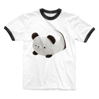 はみぱシャツ Ringer T-shirts