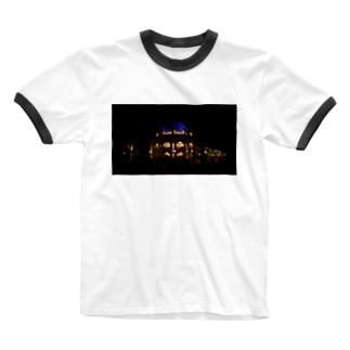 アラビアンコースト(文字無し) Ringer T-shirts