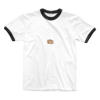 きゃらめる Ringer T-shirts