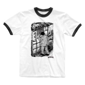 東陽片岡 居酒屋 Ringer T-shirts