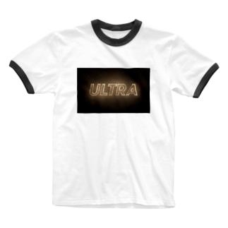 ULTRA Tシャツ Ringer T-shirts