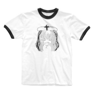 彼女の祈り Ringer T-shirts