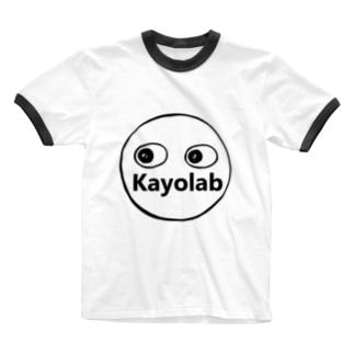 Kayolabくん Ringer T-shirts