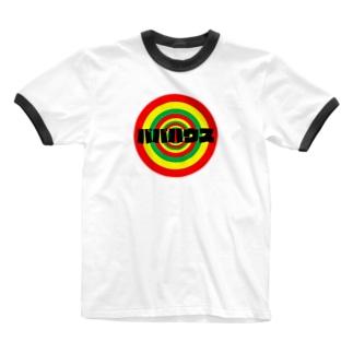 パパハウスラスタカラー Ringer T-Shirt