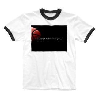 END GAME Ringer T-shirts