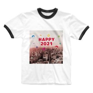 オリジナル Ringer T-Shirt