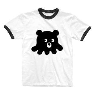 TAKOMUMA Ringer T-shirts