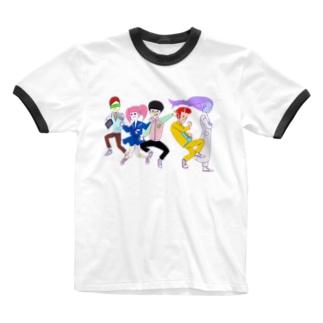 ザ コンバース Ringer T-shirts