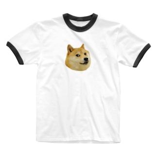 Doge Ringer T-shirts