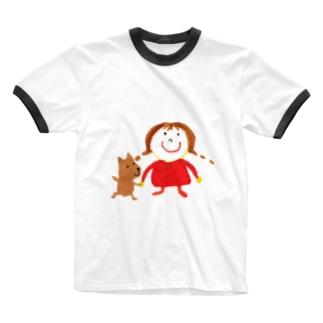 BUDDY Ringer T-shirts