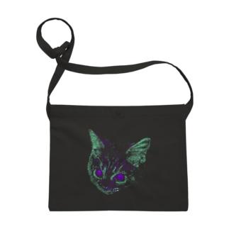 Viola-cat サコッシュ