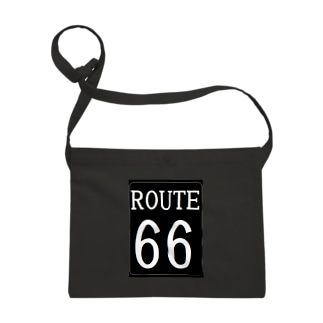 ROUTE66 グッズ サンタモニカ Sacoches