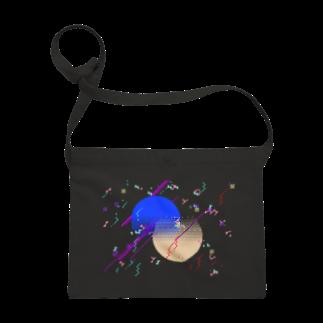退化現象 硯出張所のPixel Color Composition Ⅰ(NoBack) Sacoches