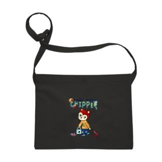 CHIPPERくん Sacoches