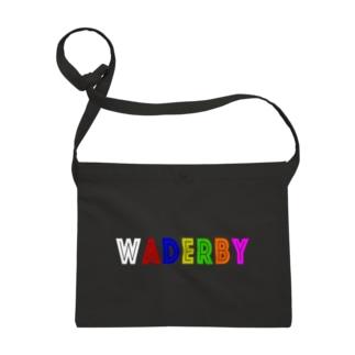WADERBY(黒用) Sacoches