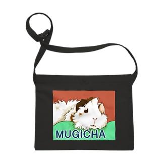 MUGICHAちゃん サコッシュ