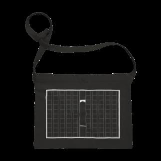 Tabの黒い原稿用紙 Sacoches