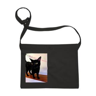 黒猫は不吉じゃない Sacoches