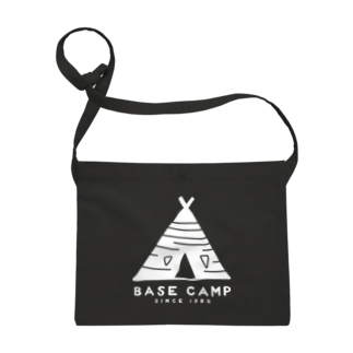 BASE-CAMPのBASE テント 01 WHITE Sacoches