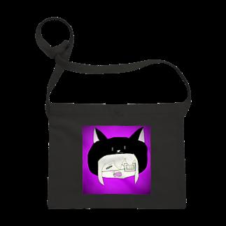 市イラストグッズショップの猫娘 Sacoches