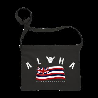 HSC ハワイスタイルクラブのAloha Flag Sacoches