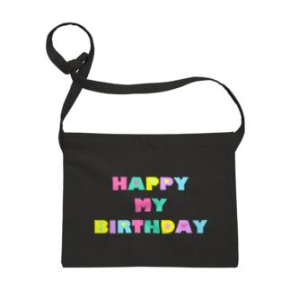 お誕生日ロゴ Sacoches