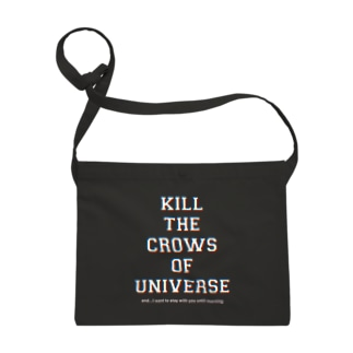 shoppのKILL the CROWS of UNIVERSE Sacoches