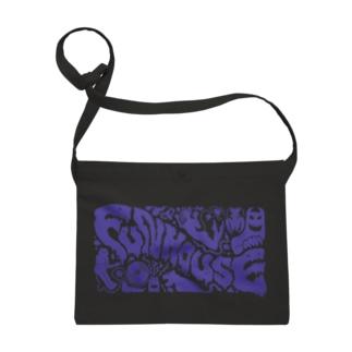 FUNHOUSE - purple Sacoches