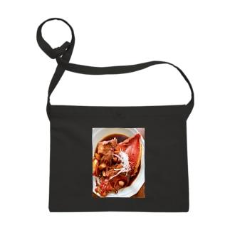 煮魚は金目鯛 Sacoches