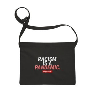 #BoycottDHC  RACISM IS A PANDEMIC Sacoches