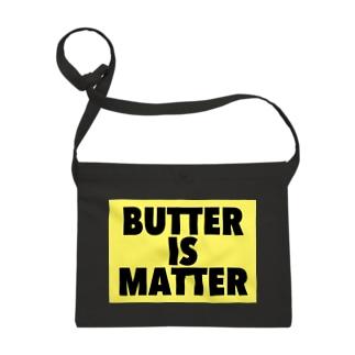 BUTTER IS MATTER Sacoche