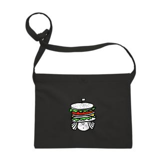 ハンバーガーガール Sacoches