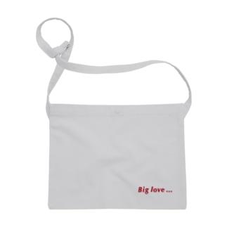 Big love… Sacoches
