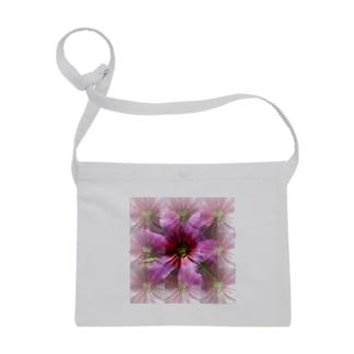 紫の桜餅の香り Sacoches