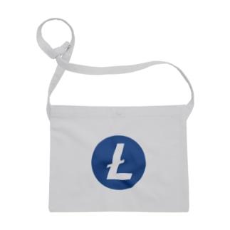 Litecoin ライトコイン サコッシュ
