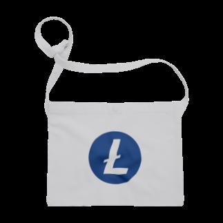 OWLCOIN ショップのLitecoin ライトコイン Sacoches