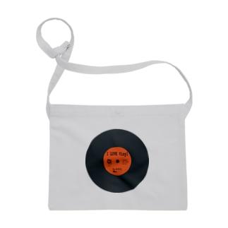 I LOVE Vinyl Sacoches