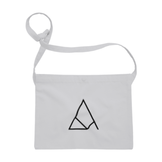 Ï∞n(イオン)のEgyptian Triangle another logo Sacoches