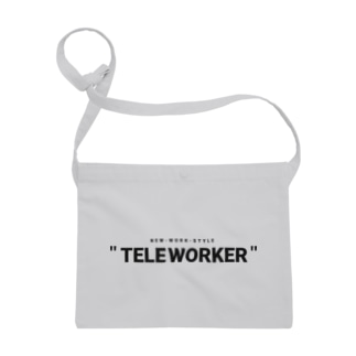 TELE WORKER Sacoches