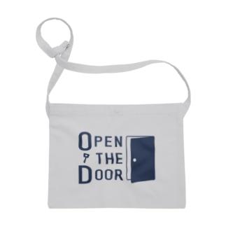 OPEN THE DOOR Sacoches
