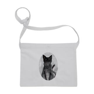 May Black cat Sacoches