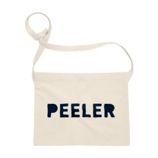 PEELER - 04(Navy) サコッシュ